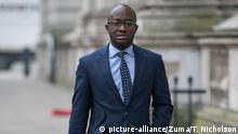 UK Sam Gyimah State for Prisons and Probation Minister