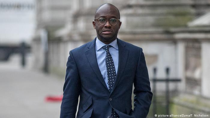 UK Sam Gyimah State for Prisons and Probation Minister (picture-alliance/Zuma/T. Nicholson)