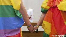Symbolbild Kirche Homosexuelle
