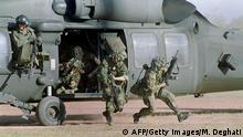 US-Invasion in Panama 1989