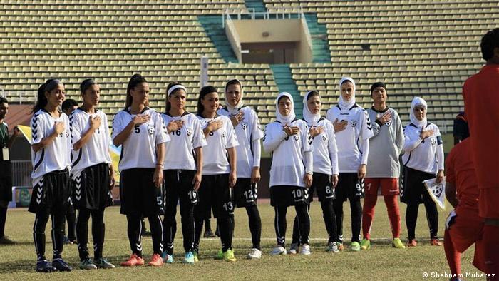 Женская сборная Афганистана по футболу