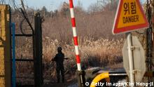 Süd-Nordkorea-Grenze | Entmilitarisierte Zone in Paju