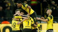 1. Bundesliga | Borussia Dortmund v SC Freiburg | Torjubel (2:0)
