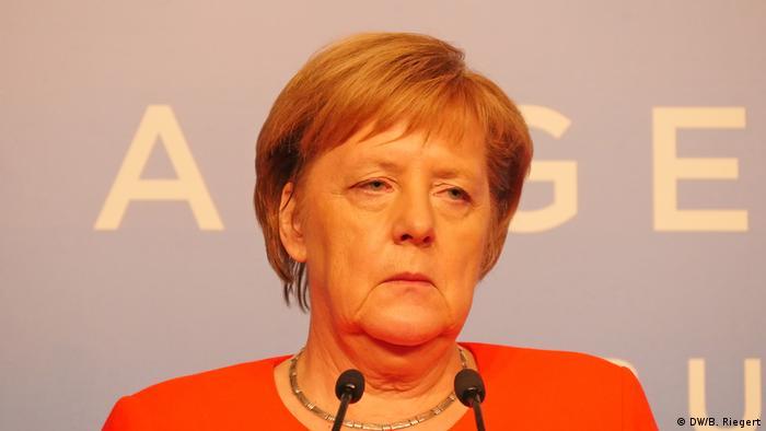 Argentinien G20-Gipfel   Angela Merkel