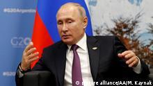 Argentinien G20 Gipfel - Russischer Präsdient Putin