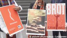 Brot für die Welt startet 60. Spendenaktion