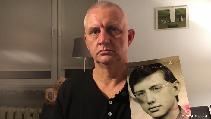 Marek Lisinski a fost auzit pentru prima dată, după ani de suferință (DW/M. Sieradzka)