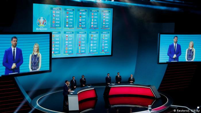 O sorteio de Dublin reencontrou Holanda e Alemanha