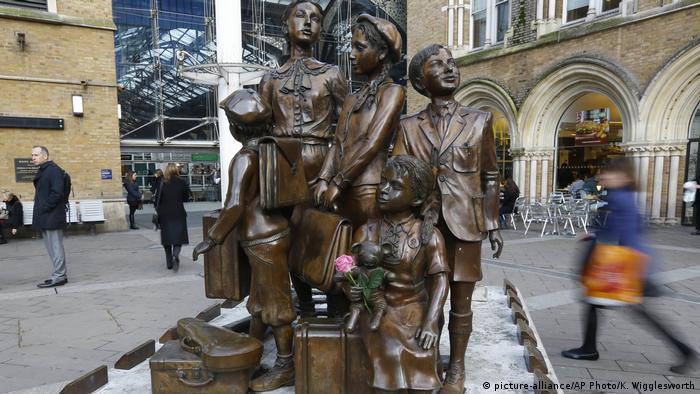 Kindertransporte nach England 1938/39