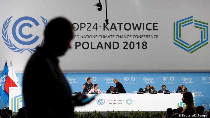 Polen - 24. Weltklimakonferenz in Katowice - COP24 (Reuters/K. Pempel)