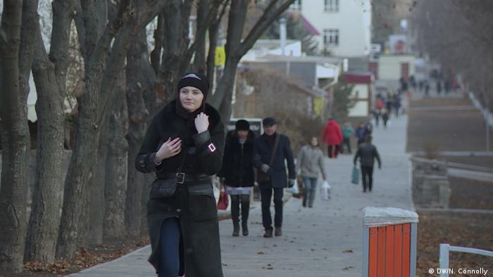 Ukraine Mariupol Leben (DW/N. Connolly )