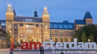 Amsterdam's Rijksmuseum (picture-alliance/dpa/T. Linkel)