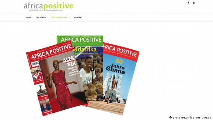 Positive afrikanische Nachrichten