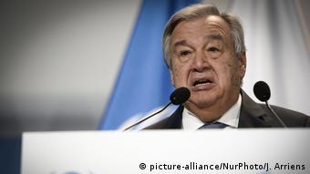 UN-Klimakonferenz 2018 in Katowice, Polen | Antonio Guterres, UN-Generalsekretär