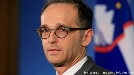 Глава МЗС ФРН закликав Москву до поступок у суперечці щодо договору про роззброєння