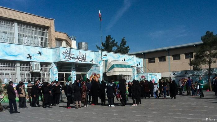 Iran Protest gegen Vergewaltigung von Schüler (Isna)