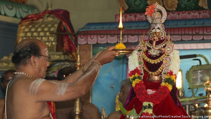 Indien Hindu-Tempel