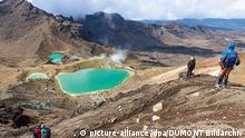 Neuseeland | Tongariro Crossing