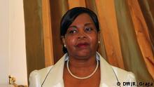 Elsa Teixeira D'Alva Pinto - Außenministerin von São Tomé und Príncipe