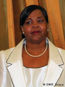 Afrika | Elsa Teixeira D'Alva Pinto - Außenministerin von São Tomé und Príncipe