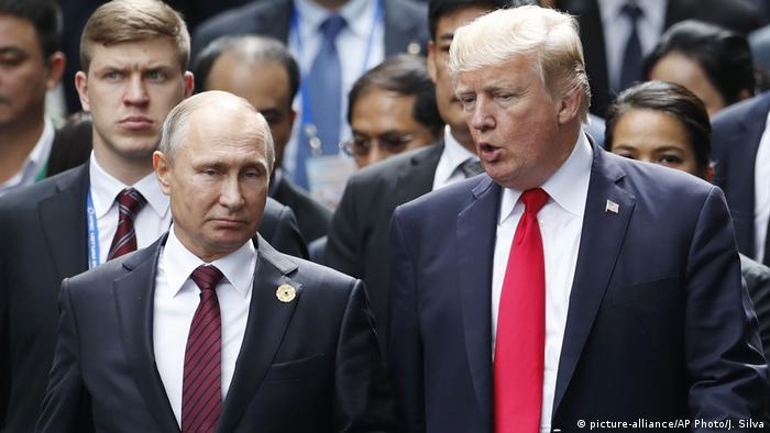 Трамп и Путин повстречаются на саммите G20 в Осаке