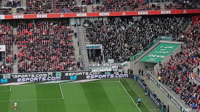 На кельнском стадионе RheinEnergie сыграют первый финал Лиги Европы