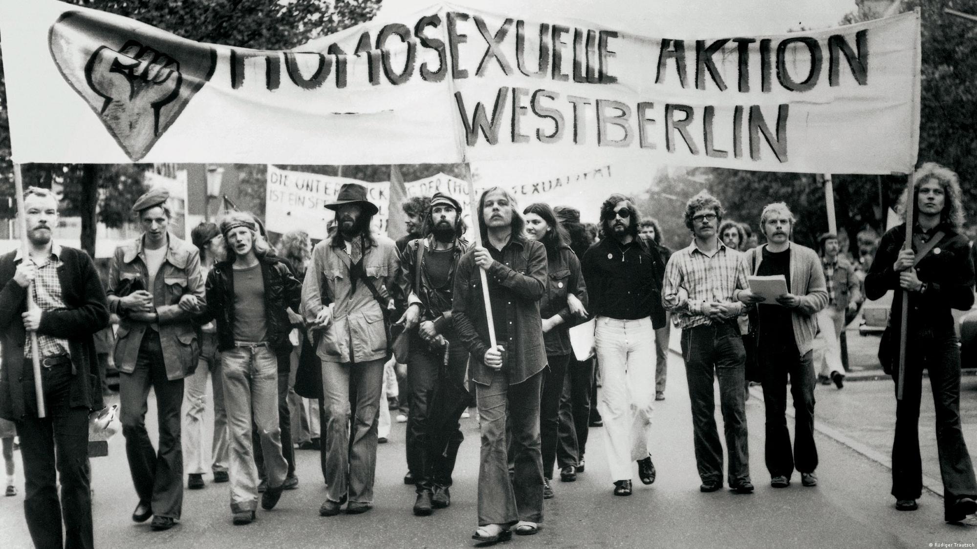 Красивые немецкие геи