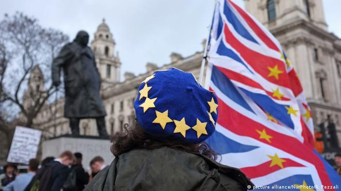 Демонстрація противників Brexit у Лондоны 3 грудня 2018 року