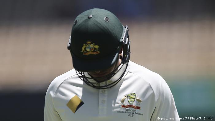 Usman Khawaja (picture-alliance/AP Photo/R. Griffith)