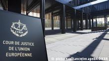Europäischer Gerichtshof in Luxemburg l CVRIA