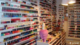 Рай для любительниц красить ногти
