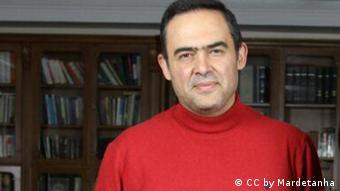Iran - Hossein Dehbashi, Journalist und Dokumentarfilm-Regisseur