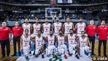 Iran Basketball-Nationalmannschaft