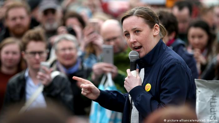 Mhairi Black (picture-alliance/empics/J. Barlow)