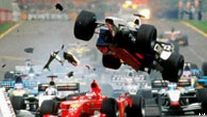 Nesreća u Melbourneu