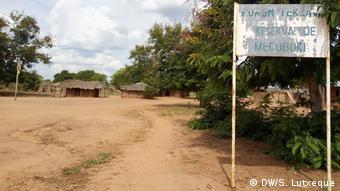 Mosambik Entwaldung in Mecubuti, Nampula (DW/S. Lutxeque)