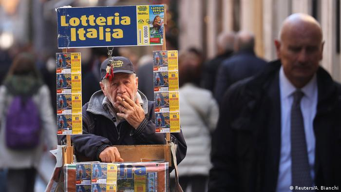 Italien Rom | Lotteria Italia (Reuters/A. Bianchi)