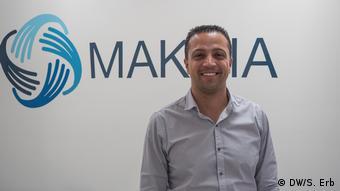 Carlos Gonzalez Geschäftsführer der NGO Makaia