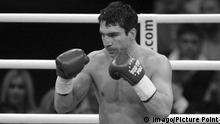 Markus Beyer, deutscher Boxer