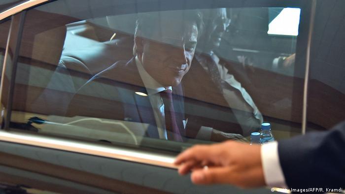 Giuseppe Conte, Premierminister Italien (Getty Images/AFP/R. Kramdi)