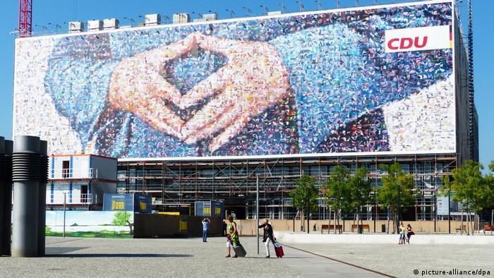 Deutschland | Wahlwerbung CDU (picture-alliance/dpa)