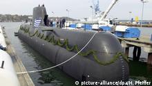 Deutsche Rüstungsexporte U-Boot vom Typ 214