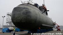 Deutsche Rüstungsexporte ThyssenKrupp Marine Systems in Kiel