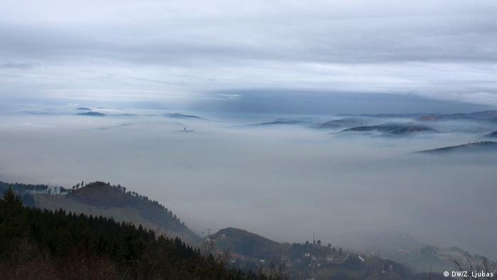 Smog u Sarajevu