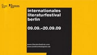 Logo Internationales Literaturfestival Berlin