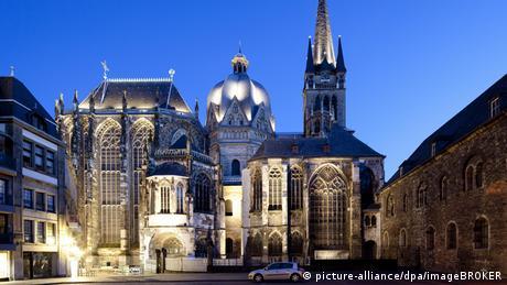 Deutschland   Aachener Dom (picture-alliance/dpa/imageBROKER)