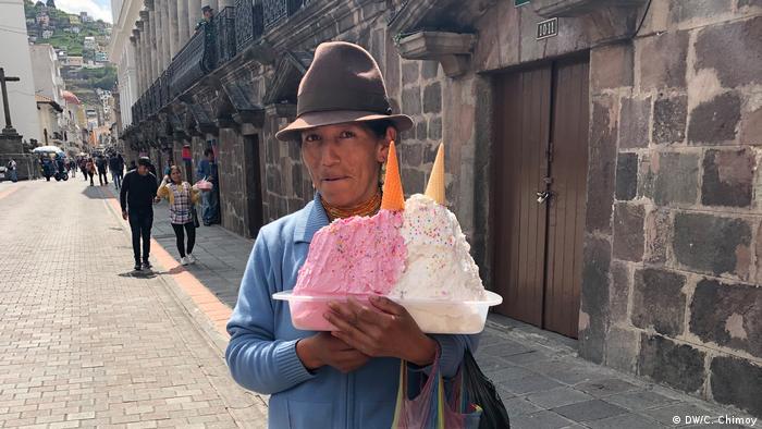 Espumilla: así se llama este postre típico de Ecuador.