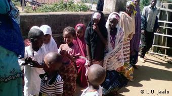Nigeria | Flüchtlingskinder in Mambilla