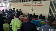 Prozess in Goma