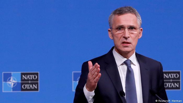 """Stoltenberg: """"Kilka krajów"""" NATO już zapowiada dwustronne rozmowy z Moskwą"""